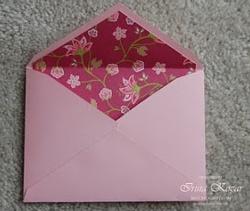 Fabriquer une enveloppe