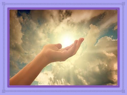 Laissez Jésus vous toucher dans votre souffrance