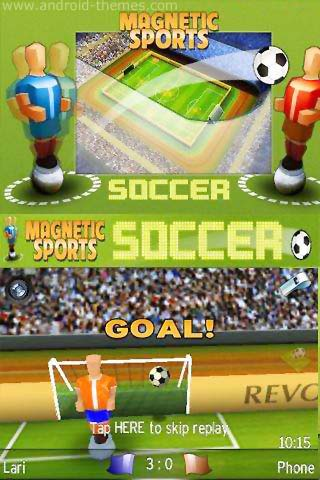 mobile games sports
