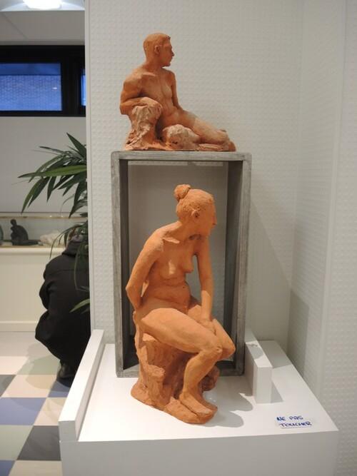 """""""Muser avec les muses au musée"""""""