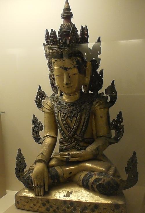 Le musée national de Bangkok : bâtiment sud