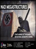 """Nazi Megastructures : Ce documentaire explore les vestiges des projets d'ingénierie d'Hitler, racontant l'histoire des hommes qui les ont conçus et révélant comment ces travaux ont engendré une révolution technologique qui a changé le visage de la guerre. Des images d'archive montrent le fonctionnement de ces structures, la scénarisation redonne vie à l'histoire et des spécialistes commentent la signification de ces machines de guerre de la Seconde Guerre mondiale ... ----- ... Chaine TV : RMC Découverte Date de diffusion : 08/09/2017 Réalisé par : Erika Dodd, Woody Ledeboer, Tom Adams Présenté par : Richard Lintern """"Narration"""" zz: Britannique Durée : 44min Langue : Français"""