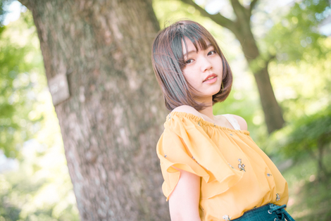 Models Collection : ( [TOKYO IDOL NET] - |2017.05.27| PORTRAIT / Kanami Mano/真野かなみ ( Otome Brave/オトメブレイヴ ) )