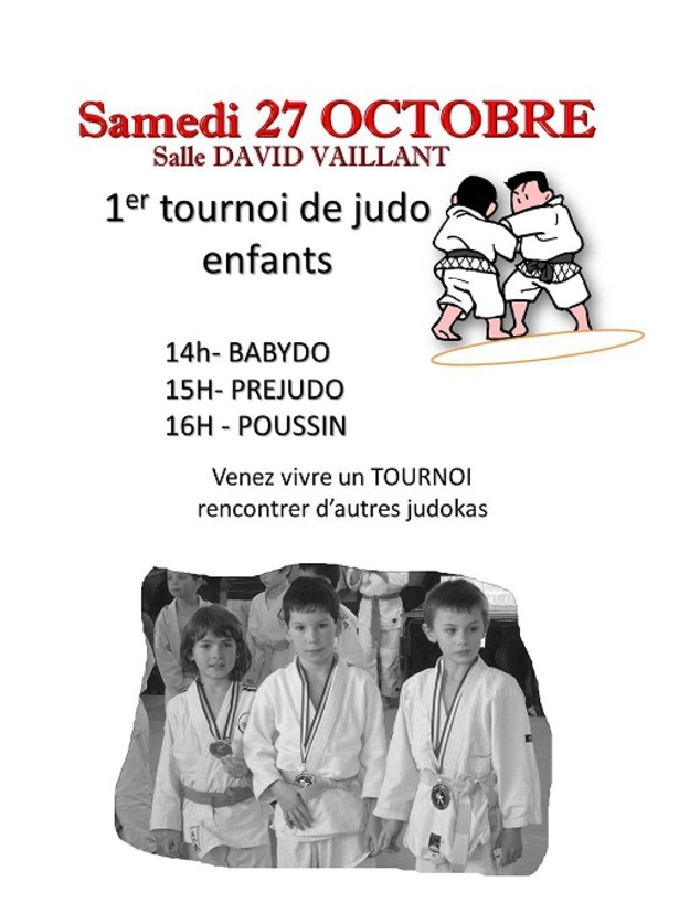 Affiche parent enfant 2012