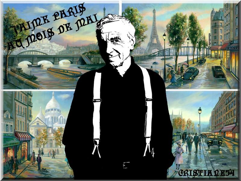 Défi pour tous ( J'aime Paris au mois de mai (Manik )