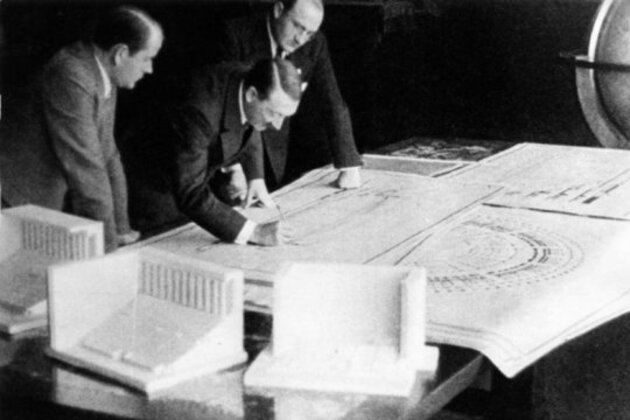 Albert Speer, l'architecte