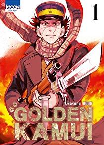 Manga - Golden Kamui, tome 1