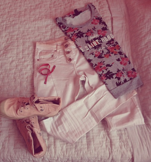 Flowers style !
