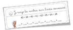 Rituel maths CE1
