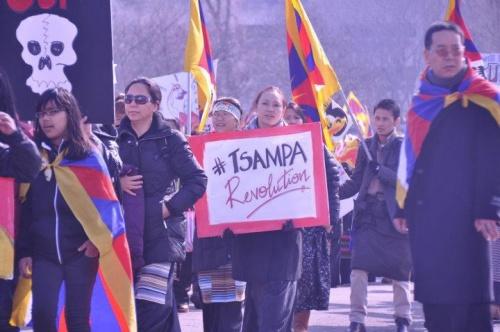 Tsampa Revolution !