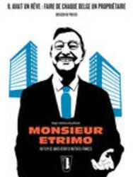 Affiche Monsieur Etrimo