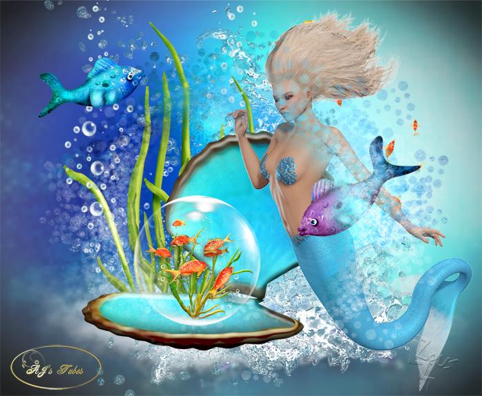 Olymp Juillet à la mer