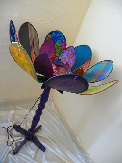 """""""Lampe Lotus"""", 2011"""