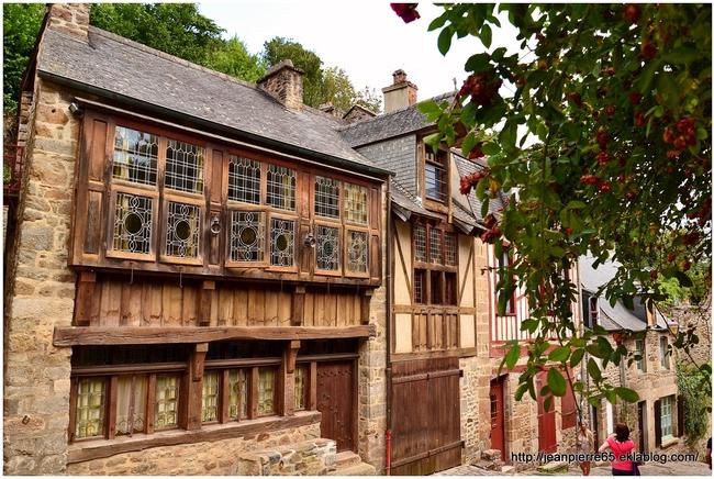 2013.08.06 Dinan, Mont Dol (Bretagne), Jardin des plantes Avranches (Basse-Normandie)