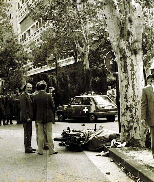21 octobre 1981 : Assassinat du juge Michel