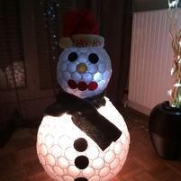 Perisco / Très grands enfants : bonhomme de neige en gobelets