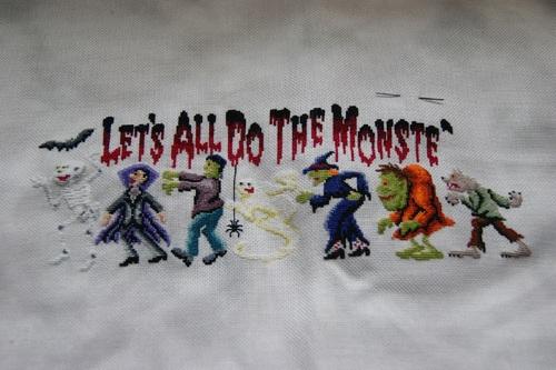 La marche des monstres