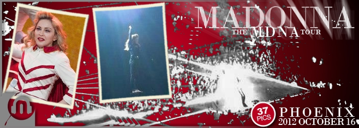 The MDNA Tour - Phoenix - Pictures