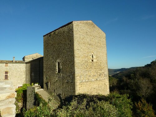 Remontée vers l'Aveyron.