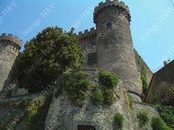 La découverte de la ville : le château
