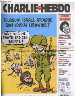 "Que penser de l'attaque contre Charlie Hebdo, suite à la publication de ""Charia Hebdo"""