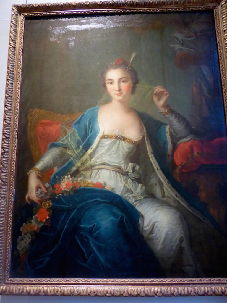 Le Musée des Beaux Arts de Tours (sans l'expo)