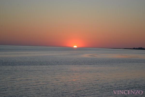 Normandie coucher de soleil 759