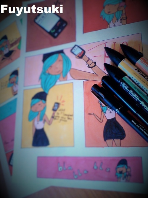 mes dessins n°57