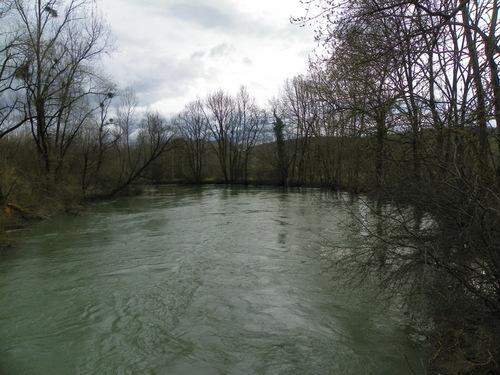 Pont entre Ceyzérieu et Lavours