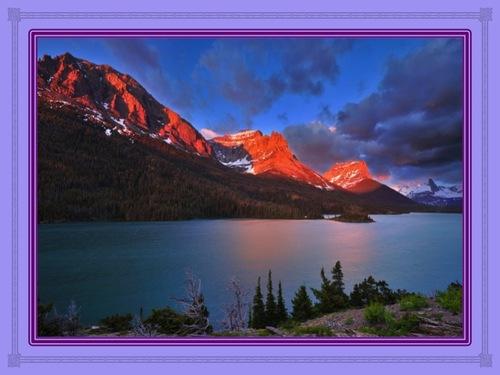 La prière déplace des montagnes