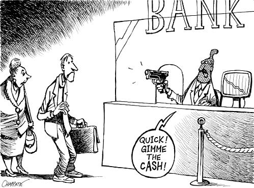 500 milliards d'euros pour les banques !