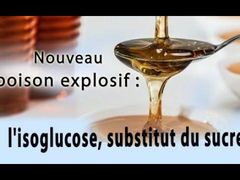 Nouveau poison explosif : l'isoglucose, substitut du sucre - YouTube
