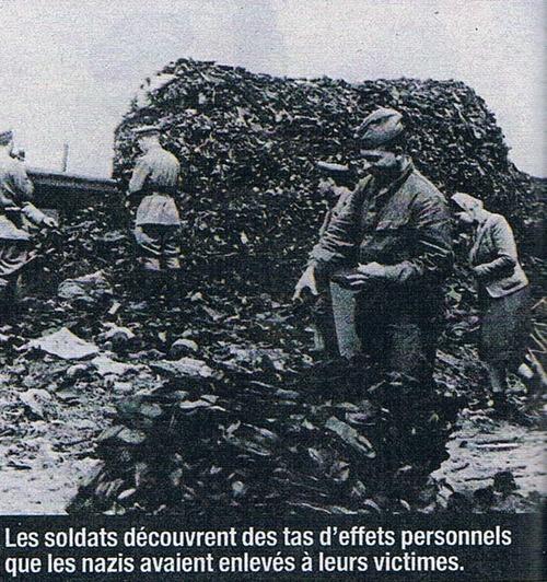 Ce jour où les Russes ont libéré Auschwitz