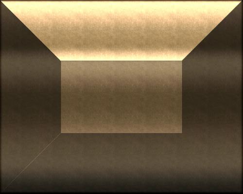 Des fonds carrés Métal Or no:7