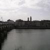 Mâcon baignée par la Saône