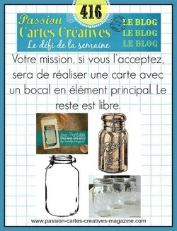 Passion Cartes Créatives #416