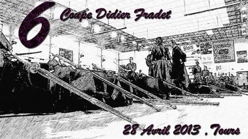 6ème Coupe Didier Fradet le 27/04/2013 à Tours