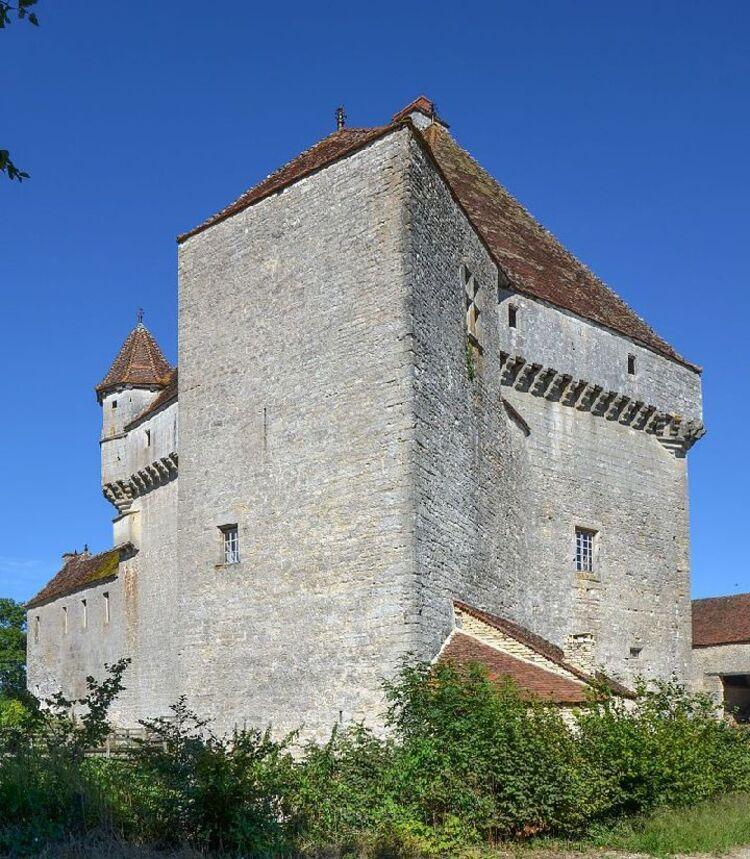 Chateau-de-Rosieres-à-Seine-sur-Vingeanne