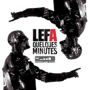 Lefa - Quelques minutes (2015) - Dispo