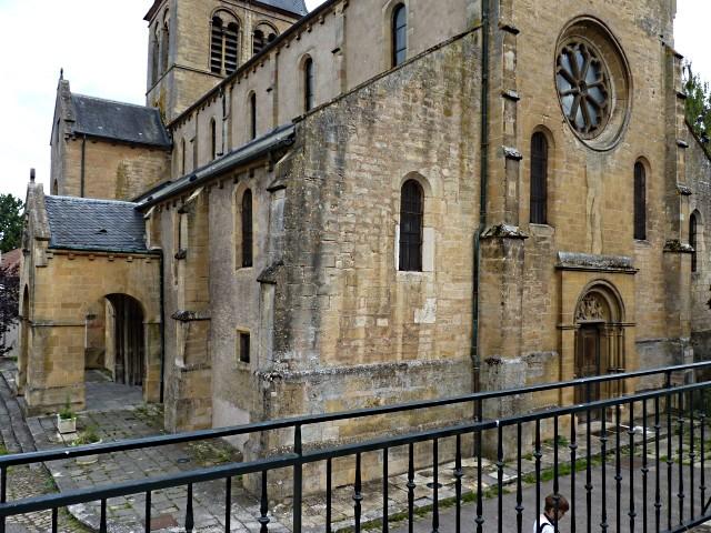 Gorze l'église Saint-Etienne 6 Marc de Metz 2011