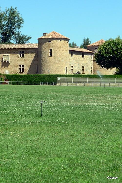 Couiza: le château