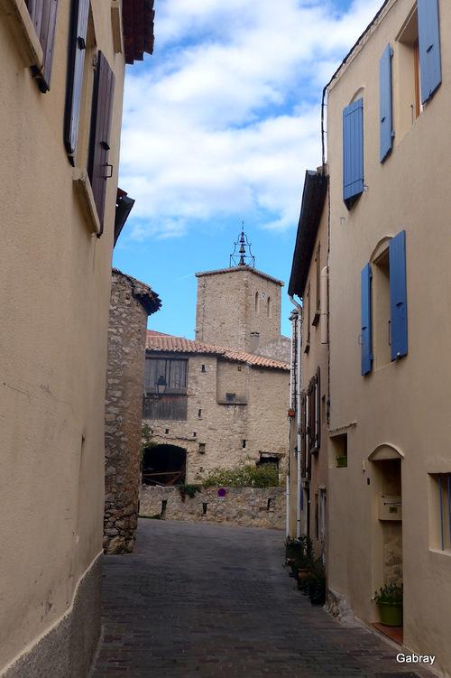 Duilhac-sous-Peyrepertuse: le village