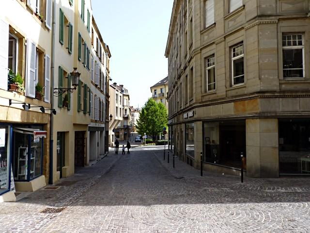 Roche Bobois rue de la Petite Boucherie Metz 7 Marc de Metz