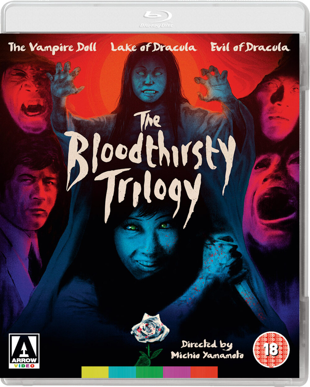 The Bloodthirsty Trilogy (1970 - 1974)