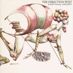 Kazu Matsui Feat. Carlos Rios - The Direction West - Complete LP