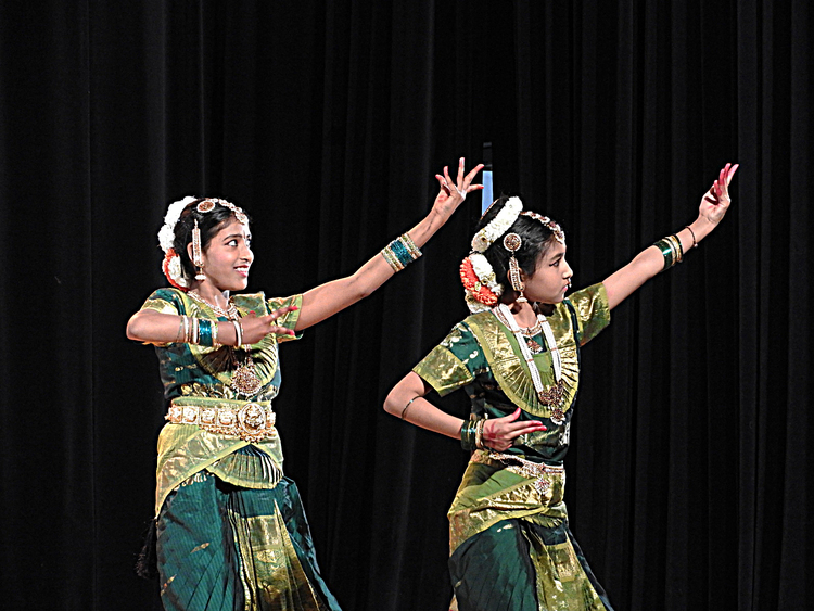 Inde.Tradition Tamil. Dances.Tradition Tamoul.Danses