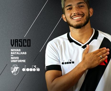 Acheter maillot de CR Vasco da Gama 2019 Exterieur