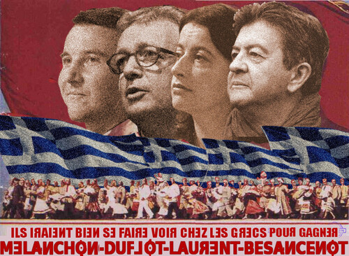 Grèce: les envieux