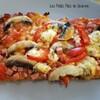 pizza champi poivron jambon fourme