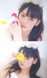 Morning Musume 15th Anniversary Photobook ZERO sayumi michishige